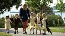 Children in Guernsey walk equivalent distance to Gibraltar ahead of Island Games