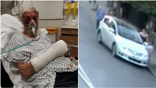 'My wife thought I was dead' says pensioner knocked unconscious in Penge