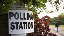 European voters turned away from UK polling stations