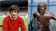 'You had one job': Fans mock George Best statue in Belfast