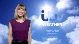 UK Weather forecast: More sunshine this afternoon across the Meridian region and feeling warm