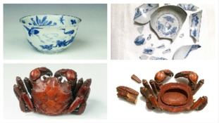 East Asian art objects