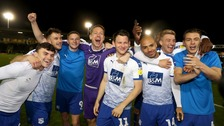 Tranmere Rovers off to Wembley