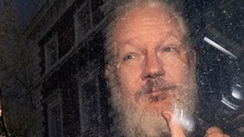 US charges Julian Assange with publishing classified information