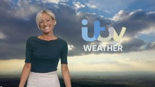 Wales Weather: Not the brightest of mornings!