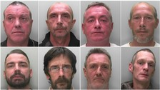 Drug gang jailed for a total of 63 years
