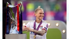 Wales midfielder Jess Fishlock on inspiring the next generation