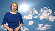 Aisling Creevey ITV Weather