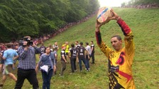 Everything you need to know about the famous Cheese Rolling competition