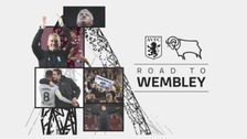 The road to Wembley: Aston Villa vs Derby County