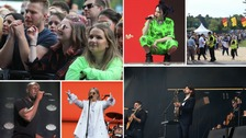 Radio One's Big Weekend has kicked off in Middlesbrough where top international artists are performing in the town's Stewart Park.
