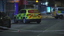Arrest made after man stabbed in Enfield