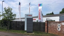 140 jobs are under threat at the Bosch garden tools factory in Stowmarket, Suffolk.