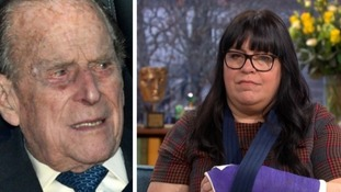 Emma Fairweather criticised the Duke of Edinburgh after she was injured in his Sandringham crash.