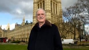 John Cleese has come under fire for tweeting London is not English anymore.