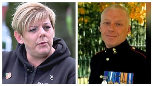 Widow of Army veteran to launch landmark case against MOD, NHS and police for 'failing' to stop his PTSD-related suicide