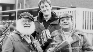 Albert, Rodney and Del Boy