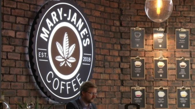 Mary Jane's cafe in Bristol