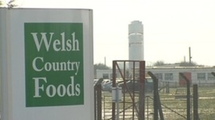 Welsh County Food site on Anglesey