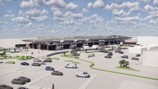 Work to start on Jersey Airport's 'no traffic zone' in the autumn