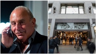 Philip Green has been battling to save his retail empire.