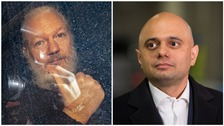 Sajid Javid has signed a request for Assange to be extradited to US.