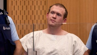 Brenton Tarrant, the man charged in the Christchurch mosque shootings