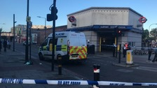 Four stabbings and a fatal shooting in London