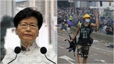 Hong Kong suspends controversial extradition bill after protests