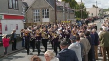 Bugle welcomes thousands for brass band festival