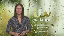 Wales Weather: Mostly cloudy with outbreaks of rain