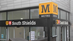 South Shields Metro Station