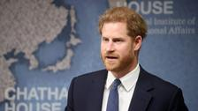 Prince Harry backs £47m landmine clearance scheme in Angola