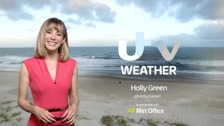 Holly has the weather in the Meridian region