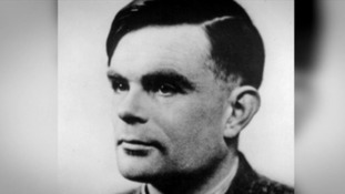 Alan Turing code breaker and mathematician