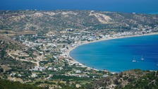 Boy, five, dies on family holiday on Greek island Kos