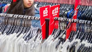 Government criticised for rejecting proposed crackdown on fast fashion