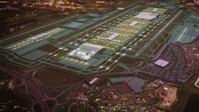 This is what Heathrow could look like under expansion plans