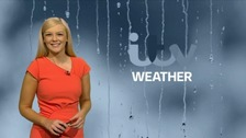 Wales weather: A cloudy day with showery outbreaks of rain