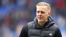 Garry Monk has left Birmingham City