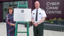 PSNI opens state-of-the-art centre to tackle cyber crime