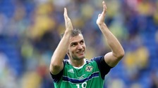 Northern Ireland footballer Aaron Hughes
