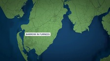 Murder investigation launched in Barrow in Furness