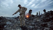 Four suspects believed responsible for shooting down Flight MH17 named