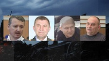 Four suspects charged with murder over shooting down Flight MH17