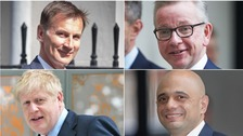 'Dirty tricks' claims swirl as four to become two in leadership race