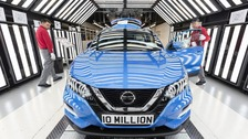 Nissan hits 10 million mark