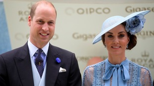The Duke and Duchess of Cambridge will continue the work.