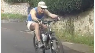 Do you know this cyclist