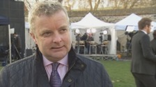 Former MP Chris Davies to stand in by-election